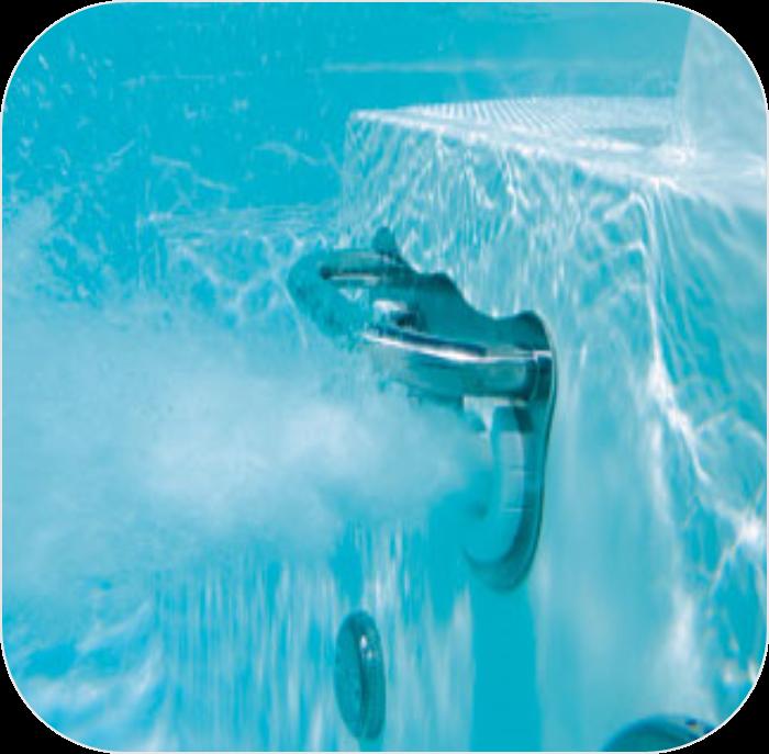 Jetstreams voor zwembaden | Lodewijkzwembaden.nl